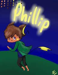 Phillip the SemiCircle Chu by MacNroo