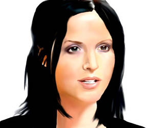 Andrea Corr Portrait by arakasi82