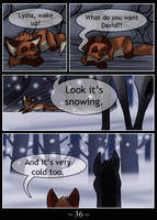 When heaven becomes HELL - Page 36 by LolaTheSaluki