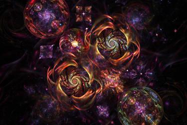 Cosmic Gaze by plantm