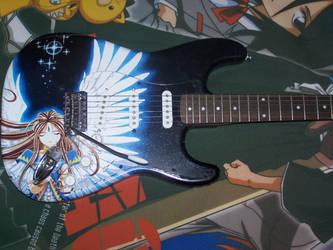 Ah My Goddess Guitar by Pianisti
