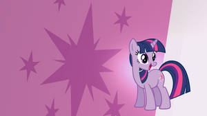 Twilight Sparkle Wallpaper by RDbrony16