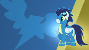 Soarin' Gradient Wallpaper by RDbrony16
