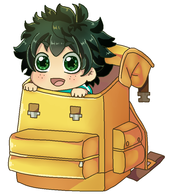 Chibi Deku By Karitachan On DeviantArt