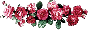 Flowers divider by Karitachan
