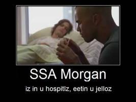 Derek Morgan Likes Jellow by MadreLoca