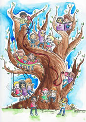 grow together by tRuCciE
