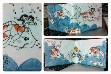 mighty koi wallet by tRuCciE
