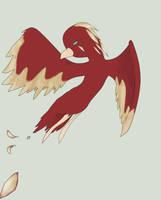 Latin Project-Stymphalian Bird by ZeroGravityZone