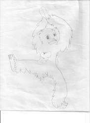 Spunky Sketch by ZeroGravityZone