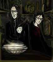 Come on, Potter... by Vizen