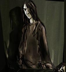That Snape Boy 4 by Vizen