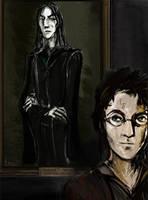 The Portrait by Vizen