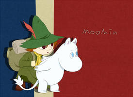 Adventure  -moomin- by Monoli-hakusi