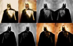 The Dark Knight WIP by Matou31