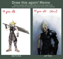 Cloud Meme by Matou31