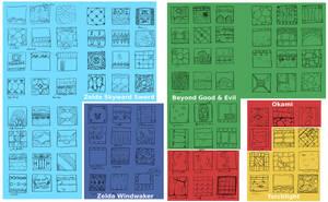 96 Pattern Study by Matou31