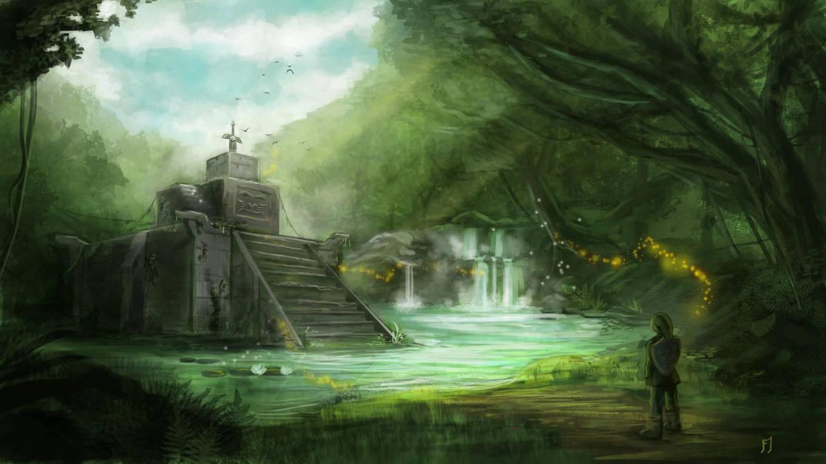 Zelda by Matou31