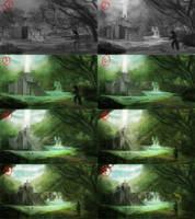 Zelda Making-of by Matou31