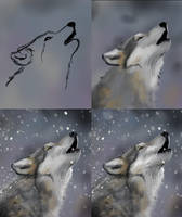 Wolf - Making-of by Matou31