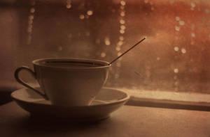 Dark coffee by monika-es