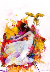 colorfull chaos by monika-es