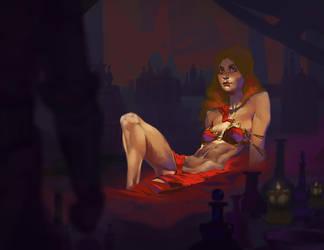 Temptress by LarzStrader