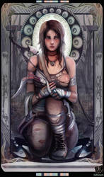 Lara Croft - Tomb Raider by CatCouch