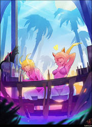 Lexi's Endless Summer by CatCouch