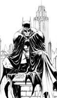 BATMAN by joebenitez