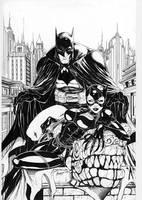 BAT CAT by joebenitez