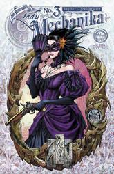 Lady Mechanika Masquerade by joebenitez