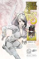 EA Iris 1 vol 2 ret cover by joebenitez
