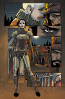 Lady Mechanika 3 pg2 by joebenitez