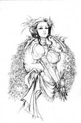 Lady M Sprng Flowers by joebenitez