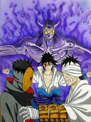 Sasuke Susano by tenro1