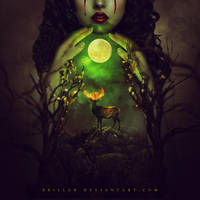 Mystique Dream by brillgk