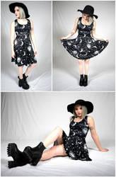 witchy portfolio shoot by vi0letdreamer