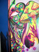 Pshychedelic Psilocybin by NicoDauk