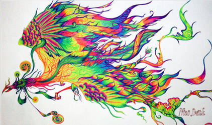 Phoenix by NicoDauk