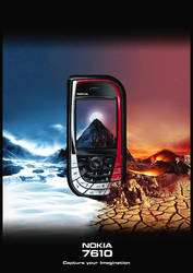 Nokia 7610 by Aeoll