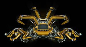 Mecanicka by Aeoll