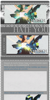 Tutorial - Hate You by ChanelleFantasy
