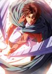 Shingeki No Kyojin - Levi by DEOHVI