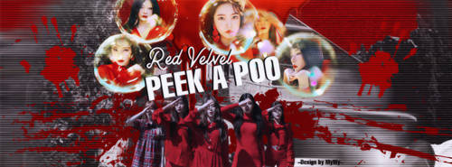 Creepy/Red Velvet/Peek A Poo by Kazcucheo