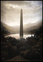 Craw Obelisk by spyroteknik