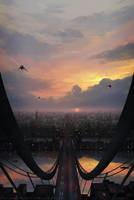 seraph city by spyroteknik