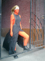 Orange Blange_4_Stock by DXstock
