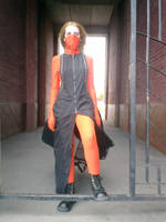 Orange Blange_5_Stock by DXstock