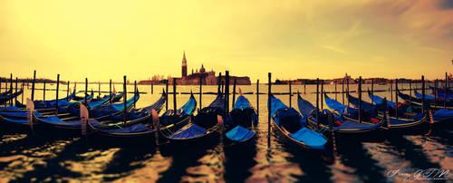 Venice: St Giorgio Maggiore by IrvingGFM